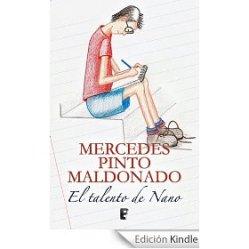 El talento de Nano, novela juvenil