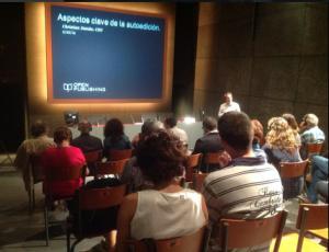 Conferencia de Christian Damke