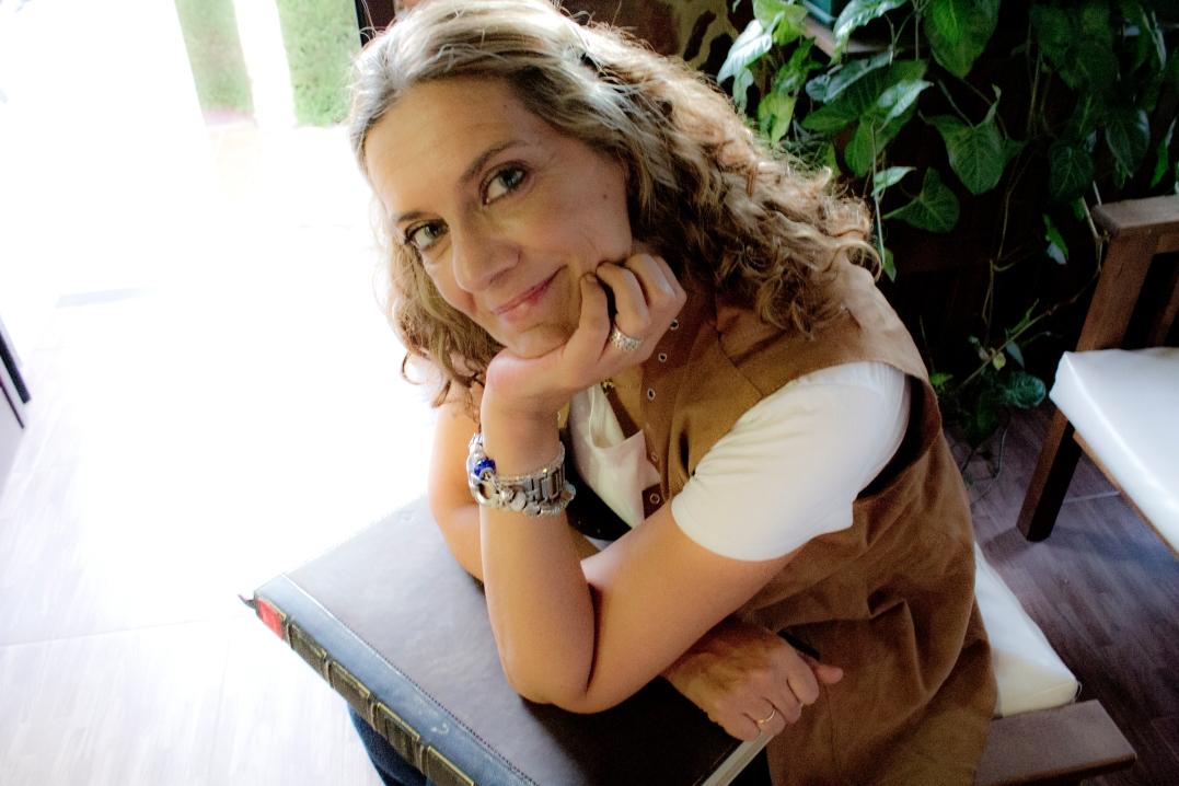Biografia Mercedes Pinto Maldonado