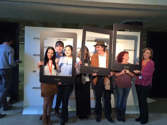 Lo finalistas del Concurso Indie 2015 con los directores de Amazon Rex Czuba y Koro Castellano