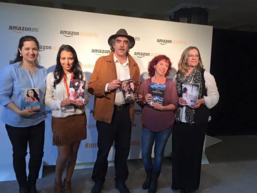 Kristel Ralston, Myriam Millán, Rafael R. Costa, Lola Mariné y Mercedes Pinto, finalistas del Concurso Indie 2015