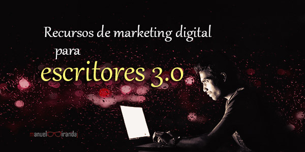 recursos de marketing digital para escritores 3.0