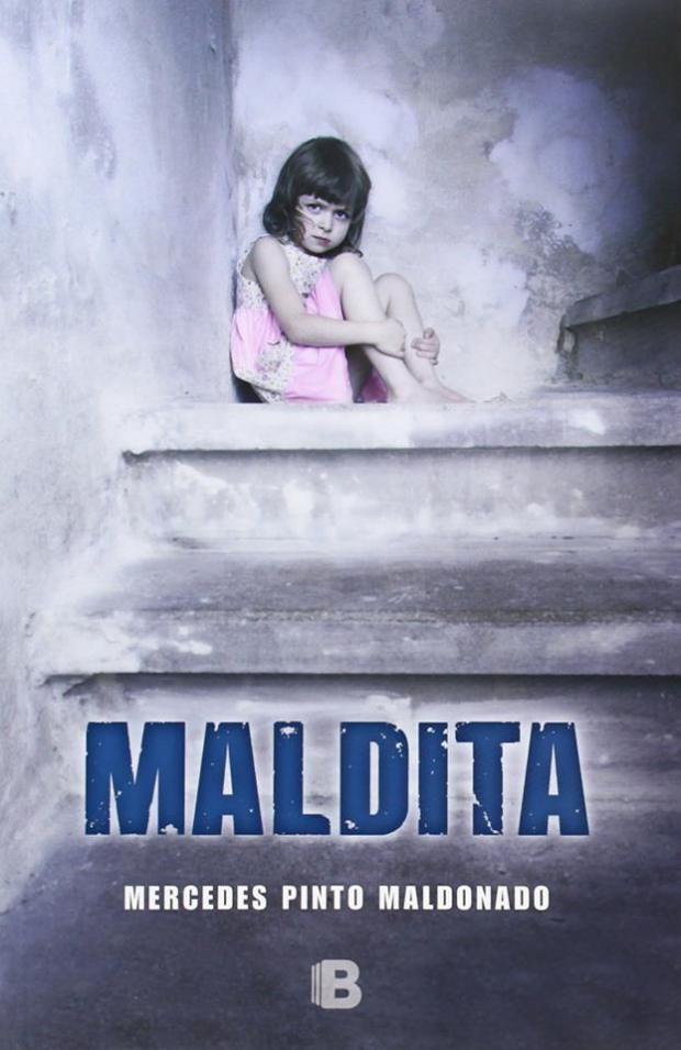 obras de autores indies Maldita mercedes pinto maldonado